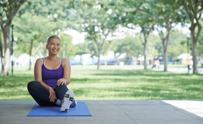 You are currently viewing Yoga For Cancer   Benefits of Yoga For Cancer Patients 2021