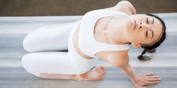 yoga for eye